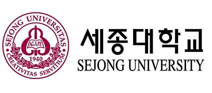 Logo Sejong University