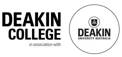 Logo Deakin College