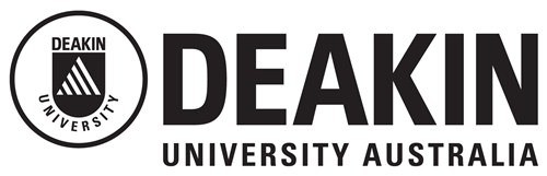 Logo Deakin University