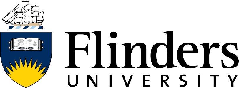 Logo Flinders University
