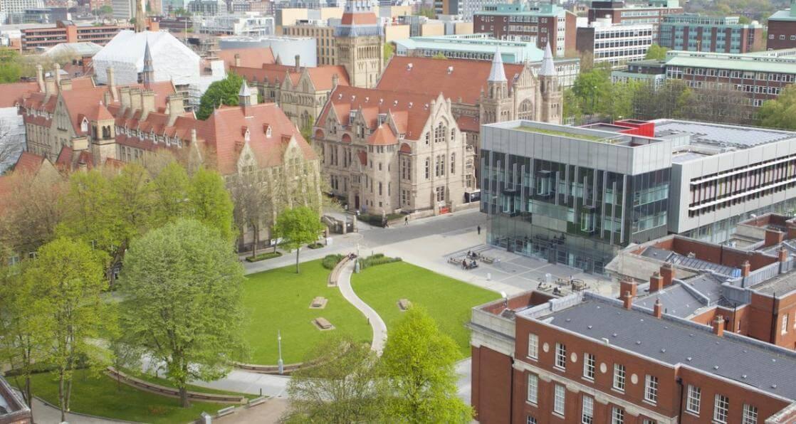 Foto Manchester 1824 University