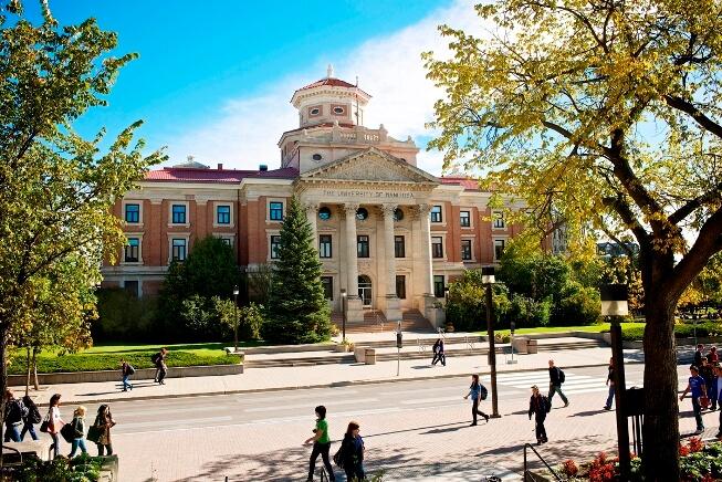 Foto Manitoba University