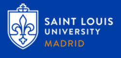Logo Saint Louis University – Madrid