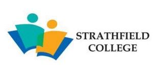 Logo Strathfield College Australia