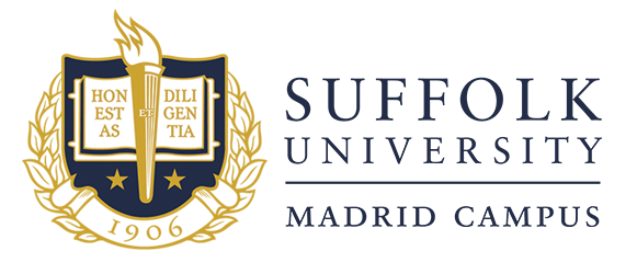 Logo Suffolk University – Madrid