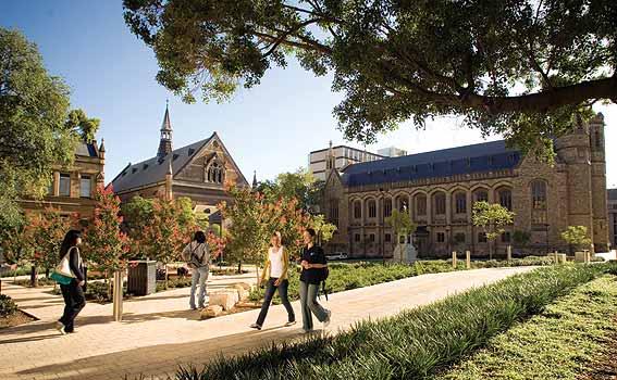 Foto Adelaide University