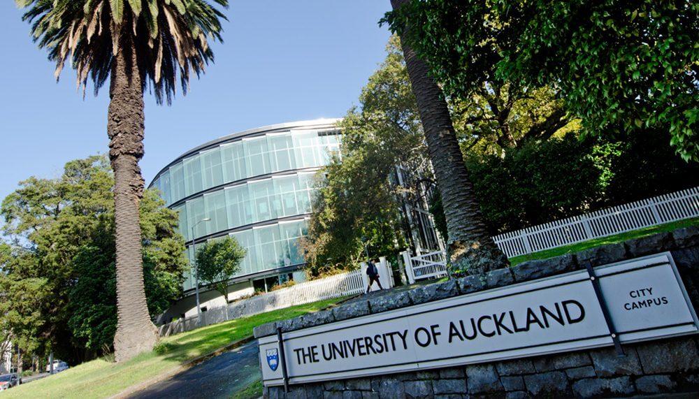 Foto University of Auckland