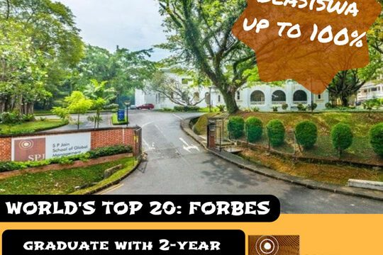 World Top 20 Forbes Business School