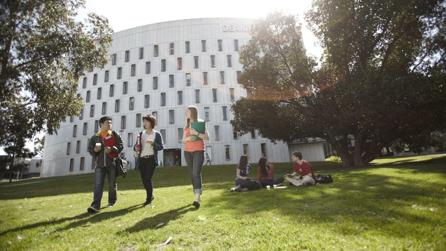 Foto Deakin University