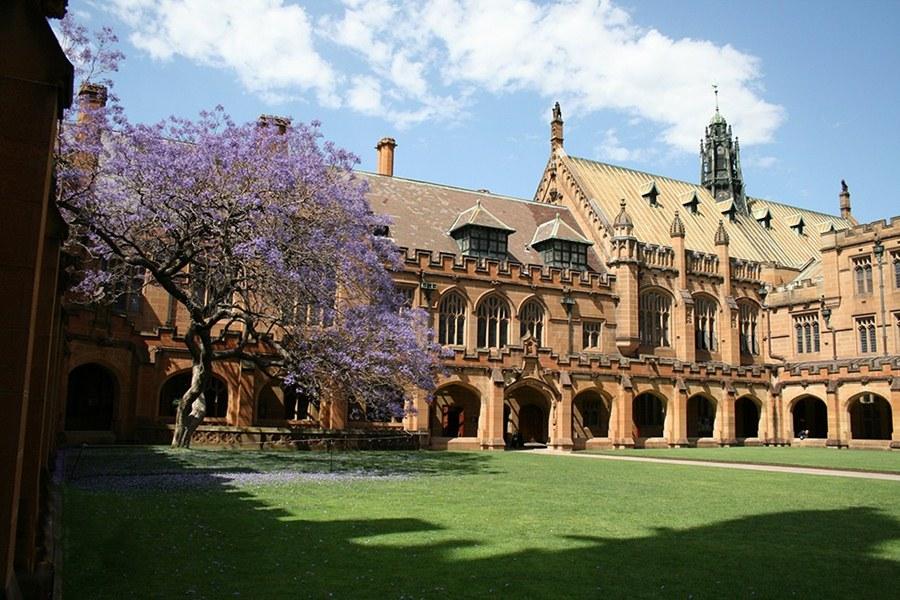 Foto University of Sydney