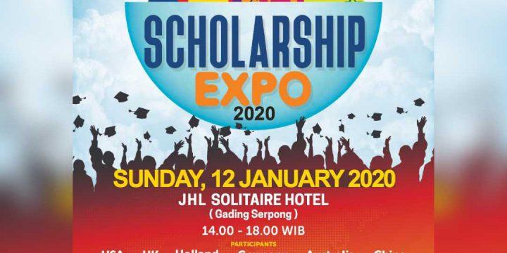 Scholarship Expo 2020 !