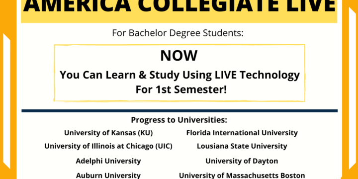 Learn & Study For 1st Semester Using LIVE Technology!